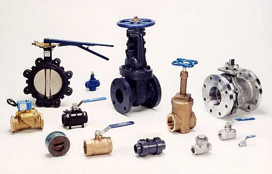 Howell supplied Valves and Piping Components in service. Valve Page.